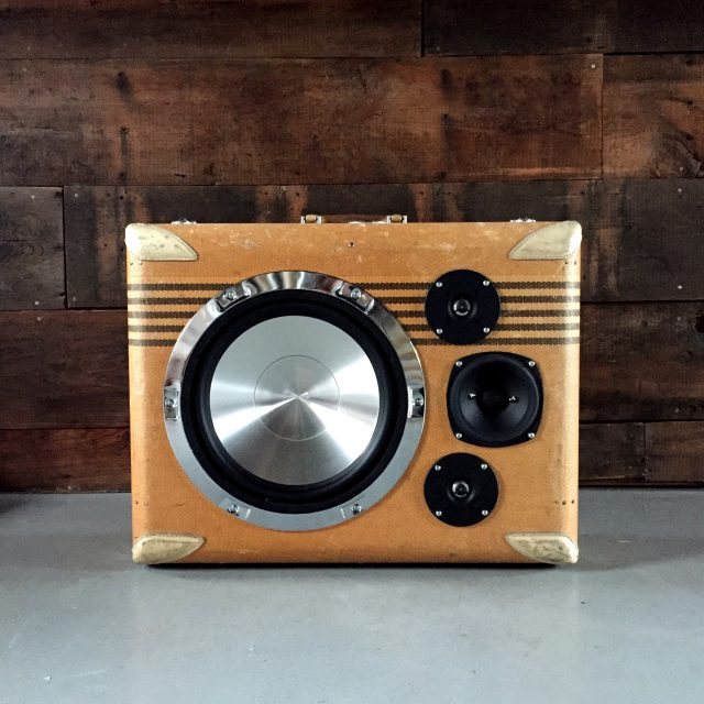 Speaker Suitcase